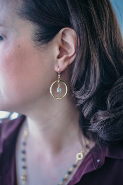 Choosing the Right Earrings for Your Face