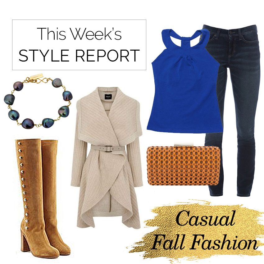 Style Report: Casual Fall Fashion