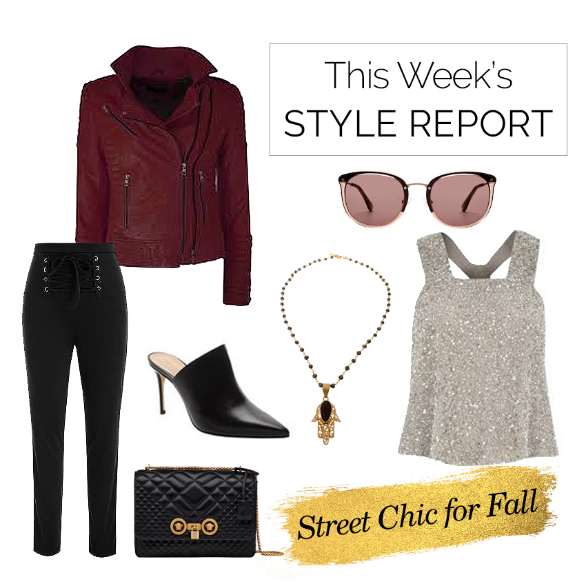 Style Report: Street Chic for Fall